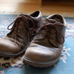 Dead man's shoes: grief in the little things