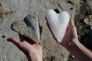 twin hearts by Vlad & Marina Butsky